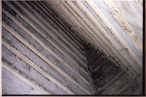 Corbelled Ceiling cool things i ve done on vacation climbing inside an pyramid savored journeys