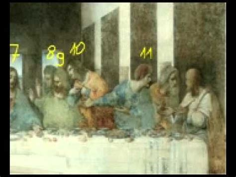 leonardo da vinci illuminati another secret revealed last supper leonardo da