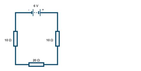 are the three resistors shown wired in series parallel or a combination intermediate 2 bitesize physics series and parallel circuits revision page 6