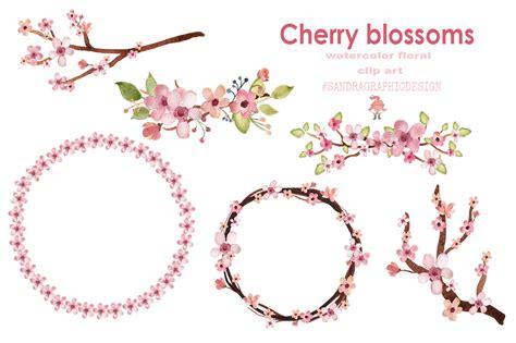 cherry blossom clip cherry blossom clip sandraas