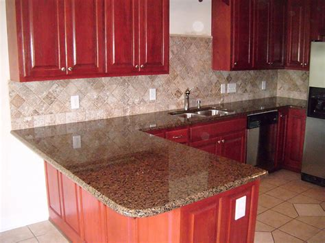 Kitchen Countertop Backsplash by How To Install A Backsplash Countertop Guides