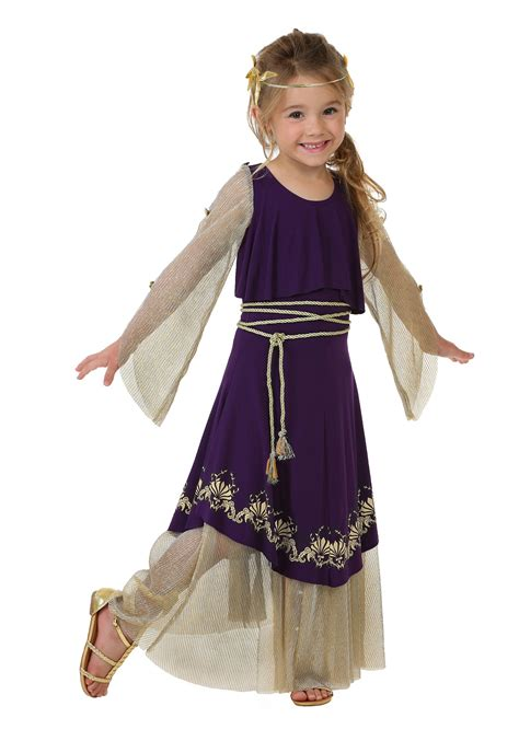 goddess aphrodite costume toddler aphrodite goddess costume