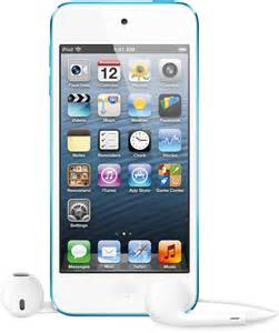 new apple ipod touch 6th generation blue 32 gb one day