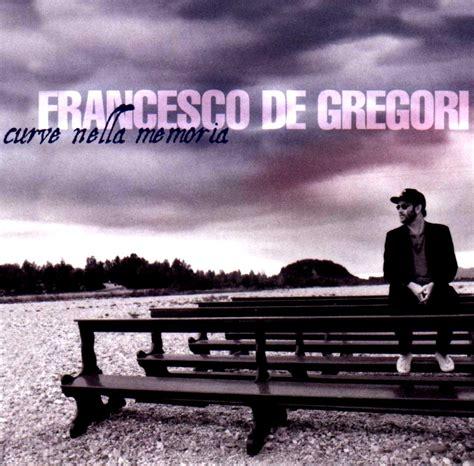 de gregori all the best copertina cd francesco de gregori curve nella memoria