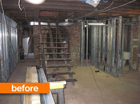 basement renovation before and after before after an gallery s picture basement