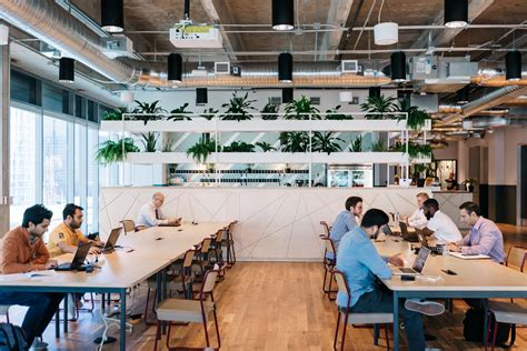 coworking spaces made work the place to