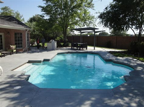 outdoor living spaces with pool modern outdoor living space contemporary pool