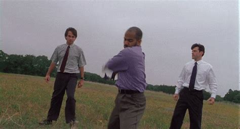 Office Space Beating Up Printer 15 Office Space Gifs That Perfectly Capture Your