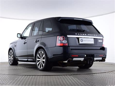 2011 land rover range rover sport supercharged 2011 range rover sport supercharged autobiography for sale