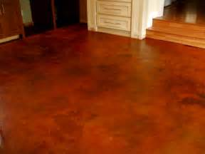 how to stained concrete how to stained