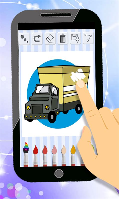 paint cars android apps on play