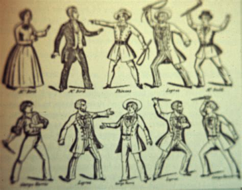 Toms Cabin Characters by 19th Century Melodrama Search Engine At Search