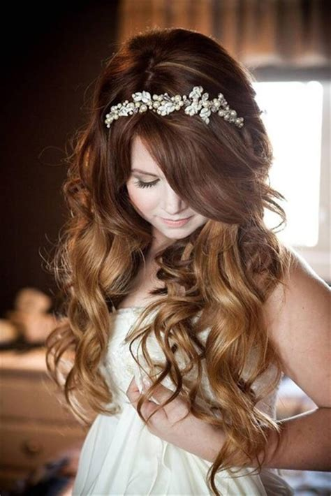 getting fullness on the hair crown jewels crown wedding hair accessory hairstyles