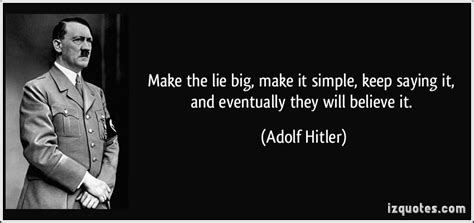 hitler biography simple lie quotes quotesgram