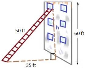 pythagorean theorem problems real world problem story