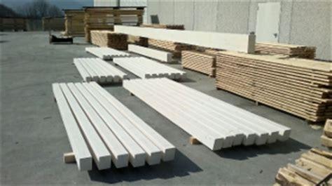 portata travi lamellari travi in legno lamellare segheria produzione travi in
