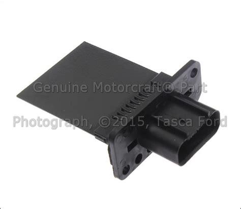 oem ford blower motor resistor 3f2z18591aa tascaparts