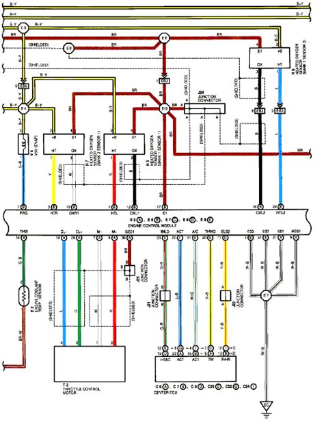 i need 1fz fe ecu wiring diagram