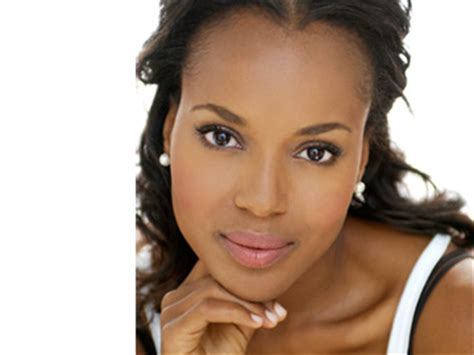 actress last name black kerry washington newly single and being a black actress in