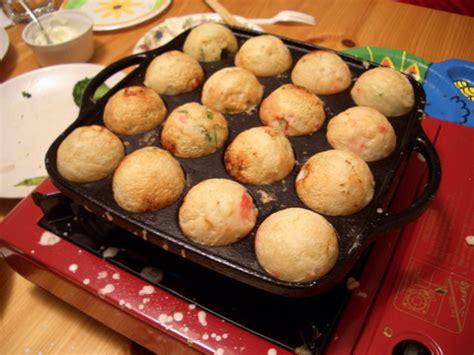 Wajan Takoyaki membuat takoyaki si bulat dari jepang mengenal