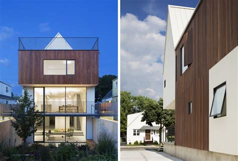 flushing house o neill rose architects choy house in flushing queens is three homes in one 6sqft