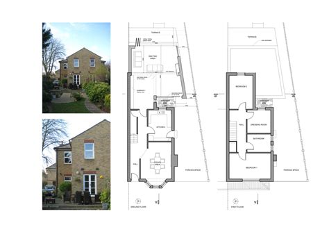 extension floor plans image gallery house extension plans