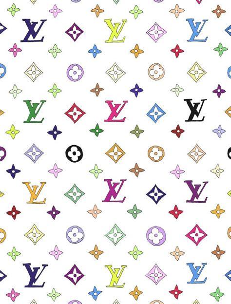 lv monogram pattern 9807503 orig png 607 215 800 love louis pinterest