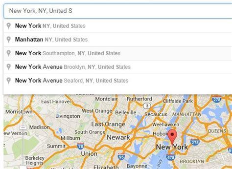 Free Geocode Lookup Jquery Plugin For Maps Geocoding Place Autocomplete Geocomplete Free