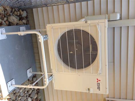 mitsubishi mini install mitsubishi mini heat pump installation buxton maine