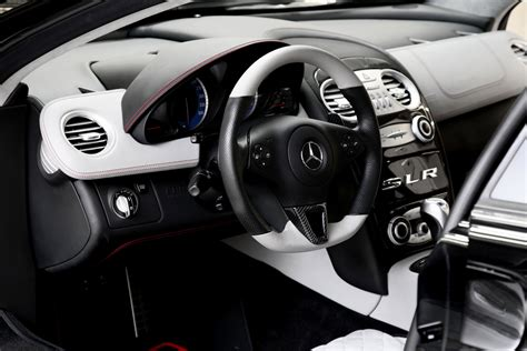 mclaren supercar interior 2011 wheelsandmore mc laren mercedes slr 722 epochal