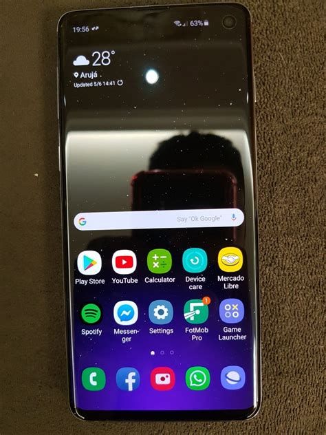 celular samsung galaxy  preto gb dual chip nf