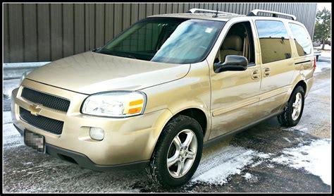 Toyota Uplander 2005 Chevrolet Uplander Pictures Cargurus