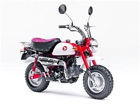 Monkey Bike by Honda Releases 50th Anniversary Monkey Bike Bikesrepublic