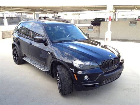 2008 bmw x5 4 8i blacked out 2008 bmw x5 4 8i