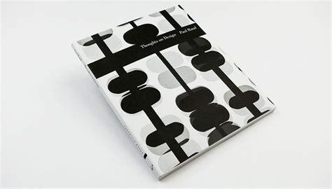 libro paul rand a designers thoughts on design libro de paul rand telling agencia de publicidad en barcelona