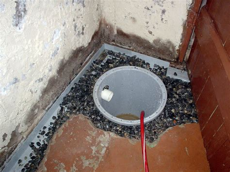 professional sump installation services sump