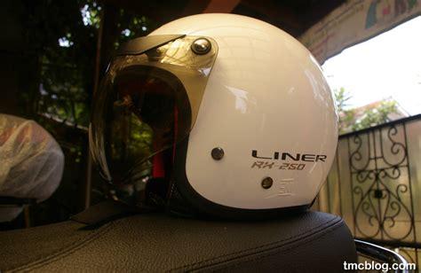 Helm Carglos Ahrs cargloss ahrs retro helmet review tmc motonews