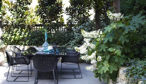 Creating Privacy In Small Backyard by Small Garden Design Ideas Landscaping Network