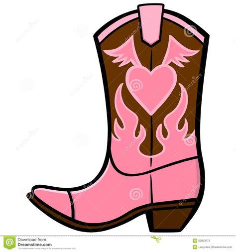 imagenes de botas vaqueras en caricatura botas vaqueras vector