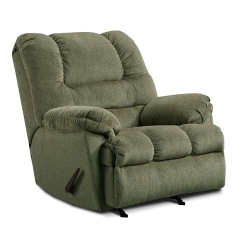 Oversize Recliner by United Furniture Industries 600 600prockerrecliner Casual Big 3 Positional Power Rocker