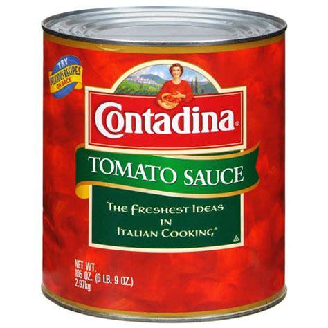 can dogs tomato sauce contadina 174 tomato sauce 105 oz can