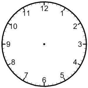 clock without hands printable clock clip art without hands clipart panda free