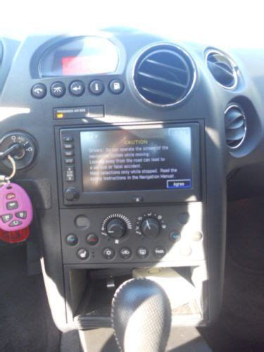 buy car manuals 2008 pontiac grand prix navigation system buy used 2008 pontiac grand prix gxp 4 door loaded no dings heads up remote star nav in