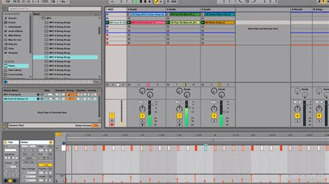 ableton swing get that swing drum programming tips ableton