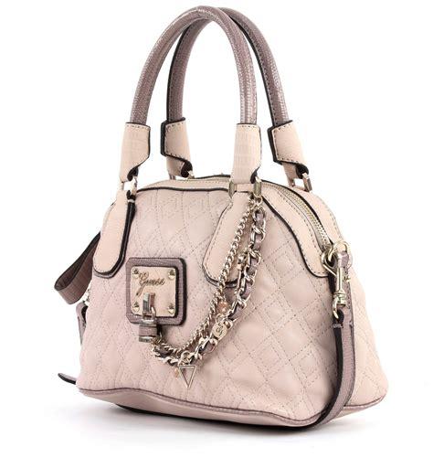 Guess Damen Handtasche by Guess Liane Amour Dome Satchel Tasche Handtasche
