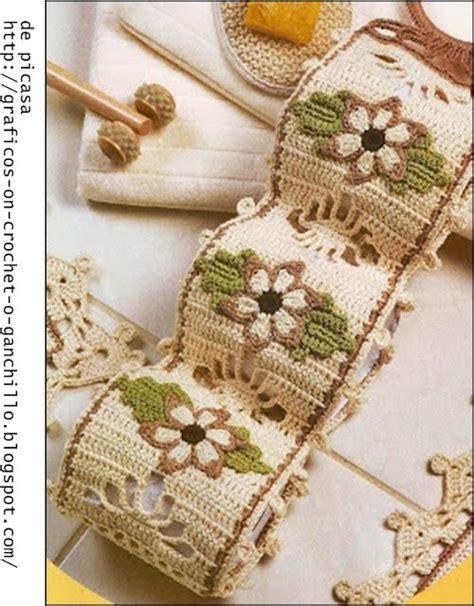 tapetes en croche con figuras crochet ganchillo patrones graficos juego para el
