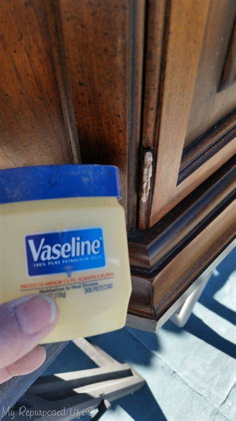 Holz Lackieren Hausmittel by Uses For Vaseline You May Not Known About