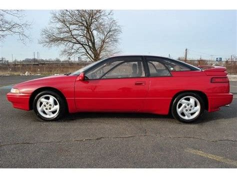 sell used 1994 subaru svx lsi coupe 2 door 3 3l in buffalo new york united states sell used 1994 subaru svx lsi coupe 2 door 3 3l in trumbull connecticut united states