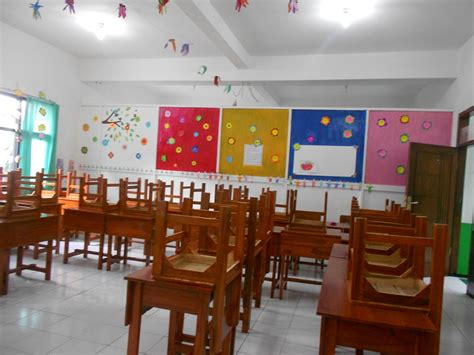 Tata Ruang Kelas Sd Yang Menarik | kelas inspirasi sd islam as salam kota malang rumah