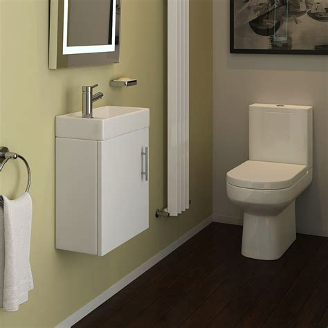 cloak room minimalist cloakroom suite now at plumbing co uk
